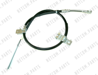 Rear Left Brake Cable 1741278