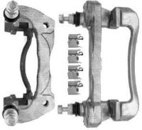 Rear Left Rebuilt Caliper With Hardware by ARMATURE DNS