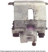 Rear Left Rebuilt Caliper With Hardware 18-4306S
