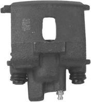 Rear Left Rebuilt Caliper With Hardware 18-4373