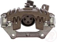 Rear Left Rebuilt Caliper With Hardware by RAYBESTOS