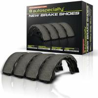 Rear New Brake Shoes B553
