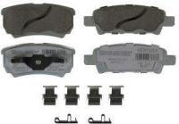 Rear Premium Ceramic Pads OEX1037
