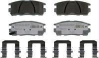Rear Premium Ceramic Pads OEX1275