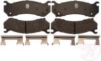 Rear Premium Semi Metallic Pads SP785PPH