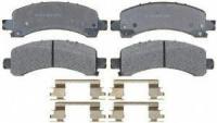 Rear Premium Semi Metallic Pads SP974SBH