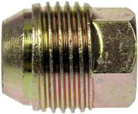 Rear Right Hand Thread Wheel Nut (Pack of 10) by DORMAN/AUTOGRADE
