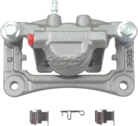 Rear Right Rebuilt Caliper With Hardware 99-17741A