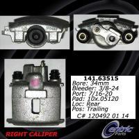 Rear Right Rebuilt Caliper With Hardware 141.63515