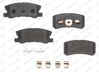 Rear Semi Metallic Pads RSD868MH