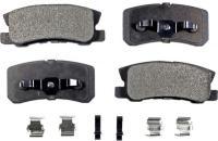 Rear Semi Metallic Pads PPF-D868