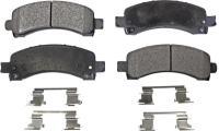Rear Semi Metallic Pads PPF-D974