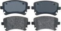 Rear Semi Metallic Pads ALD785M
