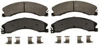 Rear Severe Duty Pads SX1411