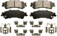 Rear Severe Duty Pads SX792A