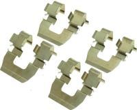 Rear Super Premium Ceramic Pads 105.07140
