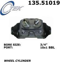 Rear Wheel Cylinder 135.51019