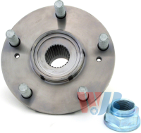 Rear Wheel Hub SPK465