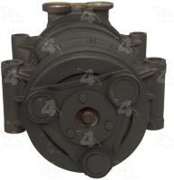 Remanufactured Compressor And Clutch 57931