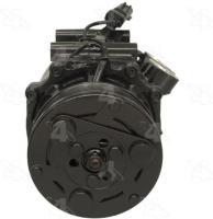 Remanufactured Compressor And Clutch 67593
