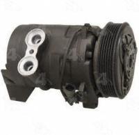 Remanufactured Compressor And Clutch 67678