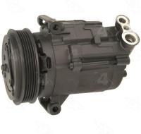 Remanufactured Compressor And Clutch 67680