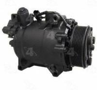 Remanufactured Compressor And Clutch 97580