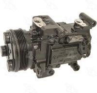 Remanufactured Compressor And Clutch 57463