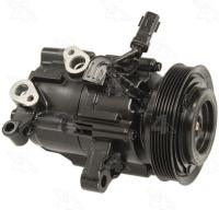 Remanufactured Compressor And Clutch