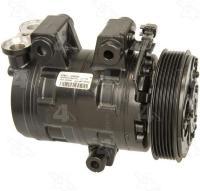 Remanufactured Compressor And Clutch 67661