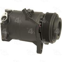 Remanufactured Compressor And Clutch