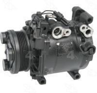 Remanufactured Compressor And Clutch 77483