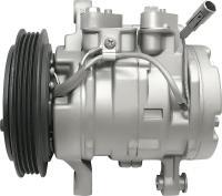 Remanufactured Compressor And Clutch 197299