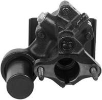Remanufactured Power Brake Booster Without Master Cylinder