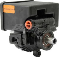 Remanufactured Power Steering Pump With Reservoir 733-12129