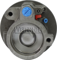 Remanufactured Power Steering Pump Without Reservoir 731-0127