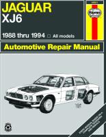 Repair Manual 49011