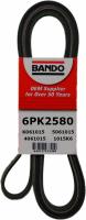 Serpentine Belt 6PK2580