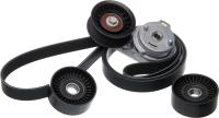 Serpentine Belt Drive Component Kit 90K38382