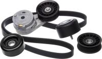 Serpentine Belt Drive Component Kit 90K38420