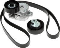 Serpentine Belt Drive Component Kit 90K38332