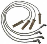Tailored Resistor Ignition Wire Set 7496