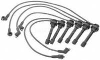 Tailored Resistor Ignition Wire Set 7681