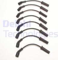 Tailored Resistor Ignition Wire Set XS10389