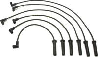 Tailored Resistor Ignition Wire Set