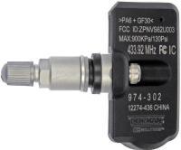 Tire Pressure Monitoring System Sensor 974-302