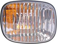 Turn Signal And Parking Light Assembly 1631367