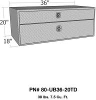 Underbody Tool Box by WESTIN