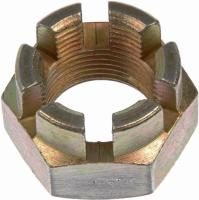 Wheel Axle Spindle Nut