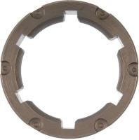 Wheel Axle Spindle Nut 615-132.1